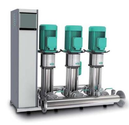 威乐水泵智能恒压变频供水机组