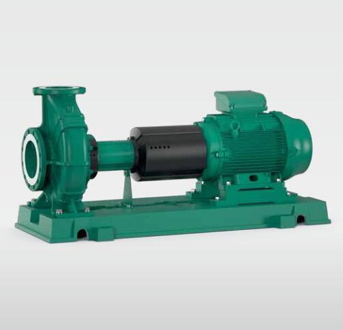 威乐水泵Atmos GIGA-N_卧式端吸离心泵