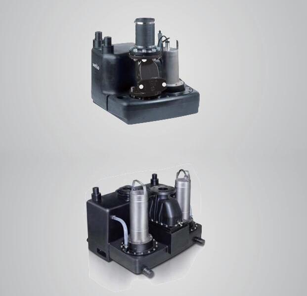 威乐水泵DranLift M_RexalLift FIT L_中小型污水提升站