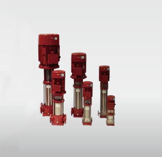 威乐水泵Helix First V 立式多级高效高压离心泵